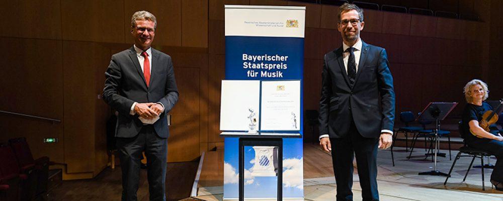 Bayerischer Staatspreis für Bamberger Symphoniker