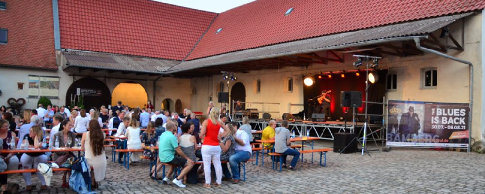 Nach einem Jahr Pause: Tucher Blues- & Jazzfestival feiert Rückkehr