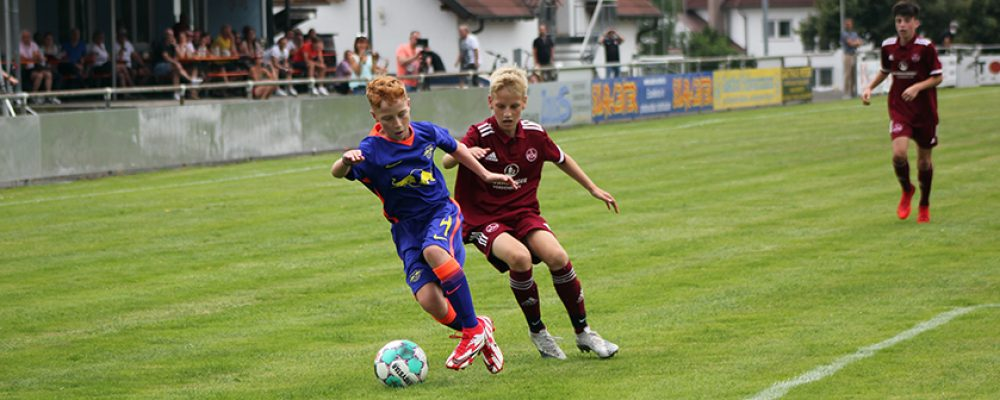 FC Wacker präsentiert sich als guter Gastgeber