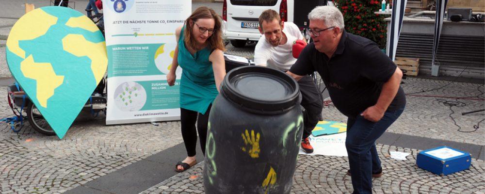 """Bamberg beteiligt sich an """"Klimawette"""""""
