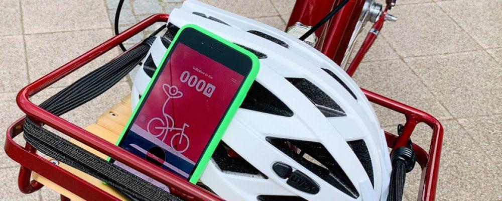 Neue App DB Rad+ startet in Bamberg