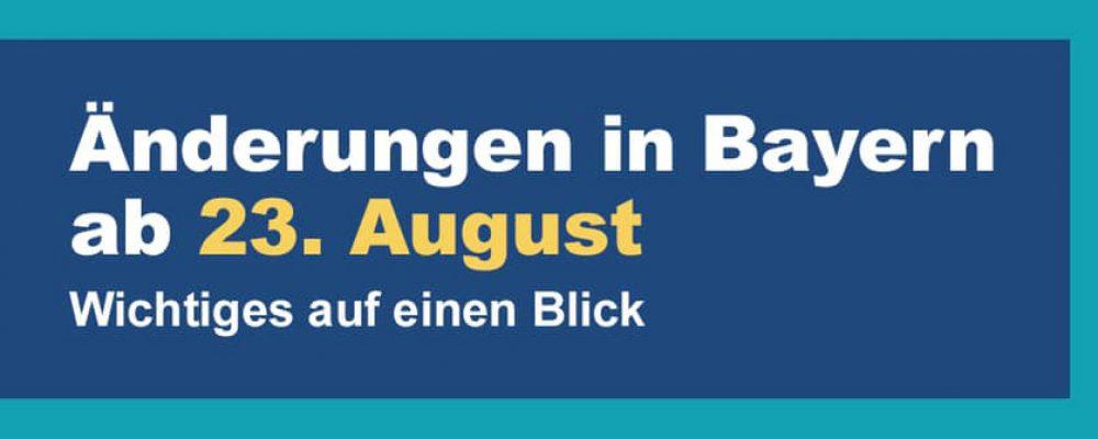 Landkreis Bamberg überschreitet Inzidenzwert von 35