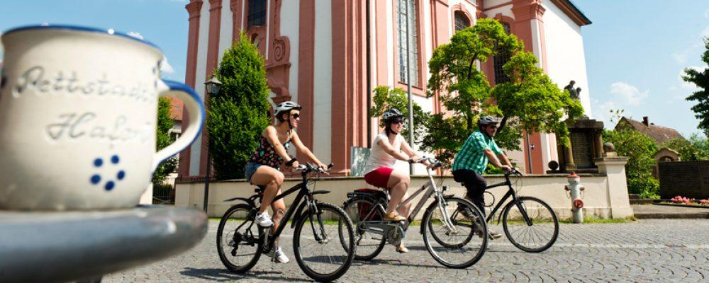 Radvergnügen pur in und um Bamberg