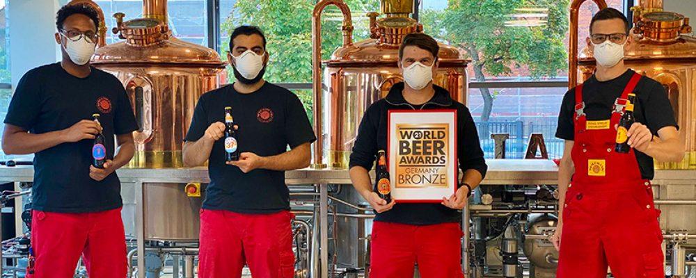 Weyermann® Biere gewinnen bei World Beer Awards