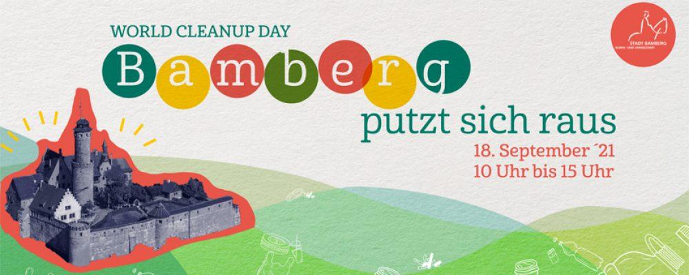 Bamberg putzt sich raus