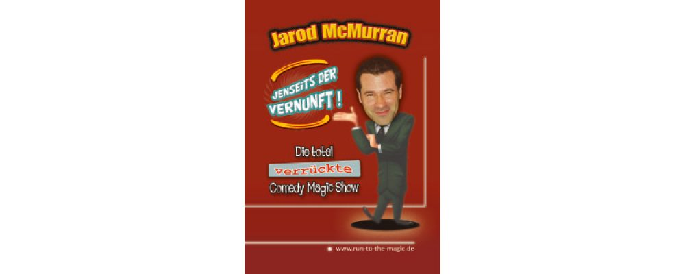 Jarod McMurran ‐ Jenseits der Vernunft