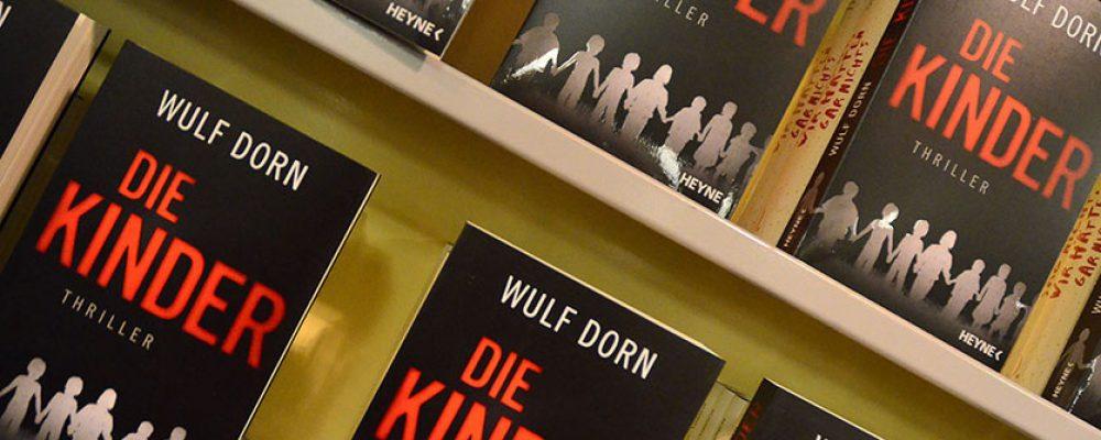 """Lesung mit Wulf Dorn: """"Die Kinder"""""""