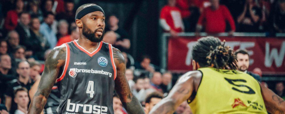 Achtelfinale gebucht! Bamberg zwingt Antwerpen in die Knie