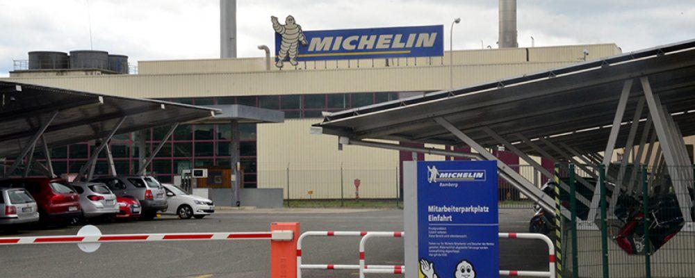 Ziel: Vision für den Michelin-Standort Hallstadt