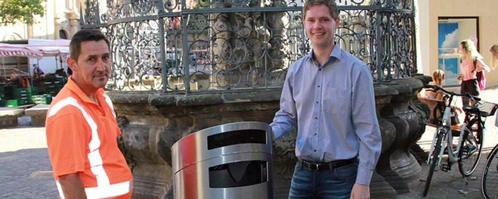 Für ein sauberes Bamberg