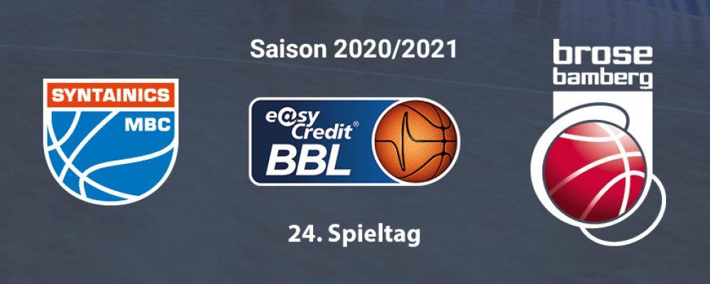Nationalmannschafts-Trio führt Bamberg zum nächsten Sieg