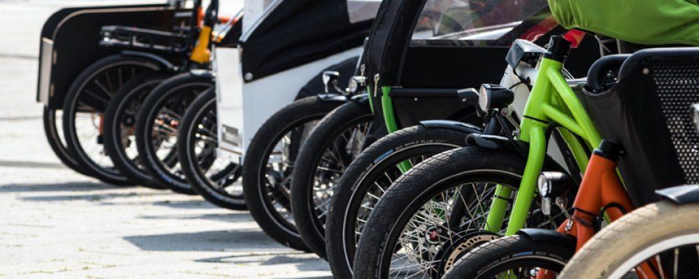 Cargobike-Roadshow kommt am 1. Juli auf den Maxplatz
