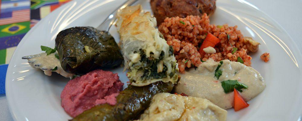 Interkulturelle Kochabende