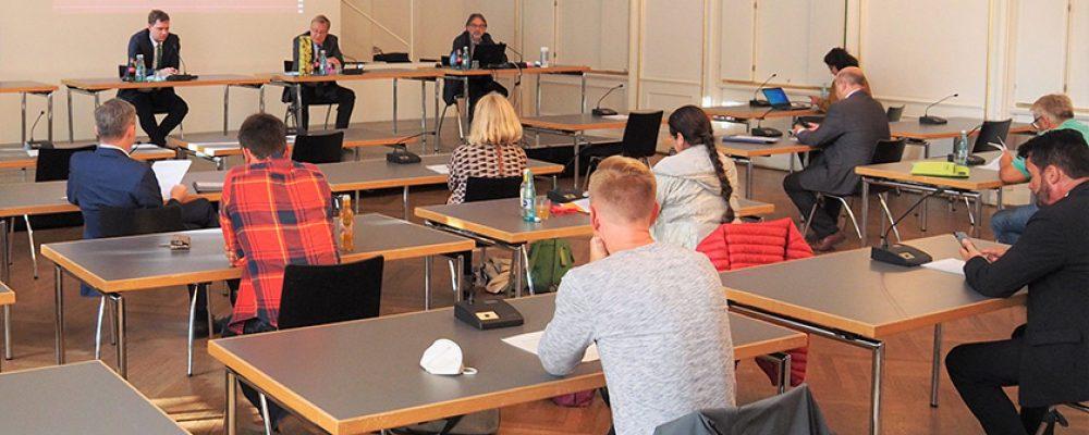 Resolution fordert die bestmöglichen Lösungen für die Welterbestadt Bamberg