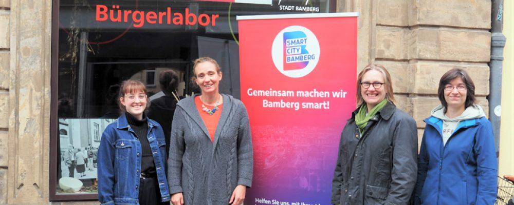 Smart City Bamberg jeden Dienstag im Bürgerlabor