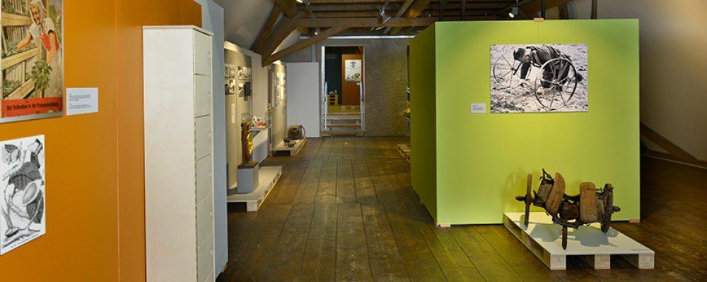 """Letzte Gelegenheit zur Besichtigung der Sonderausstellung """"Utopie Landwirtschaft"""" im Bauernmuseum Bamberger Land"""