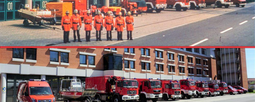 Feuerwehr präsentiert sich
