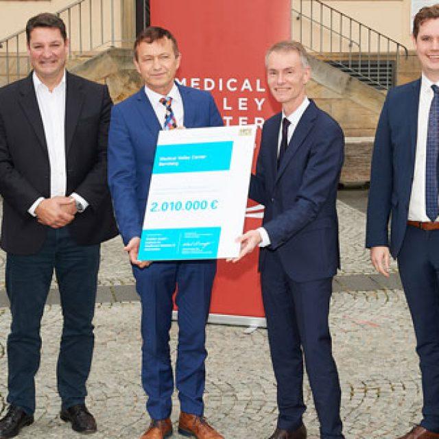 Medical Valley Center Bamberg wächst weiter
