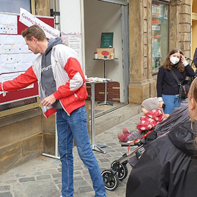 Ganztag – Rege Beteiligung im Bürgerlabor